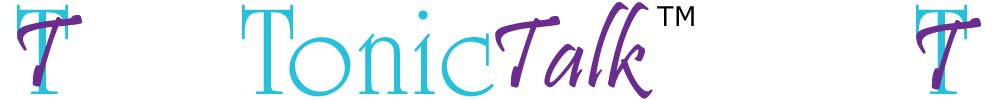 TonicTalk Milton Keynes Counselling &Psychotherapy Site Logo